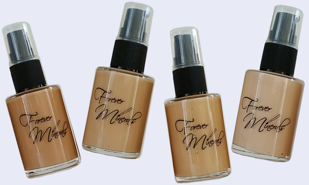 Forever Minerals Liquid Foundation